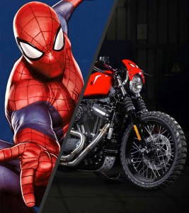 Spider-Man Iron 883™ Agility