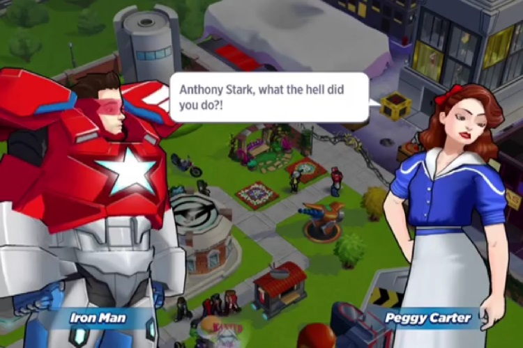 Peggy Carter Joins Avengers Academy The Marvel Report