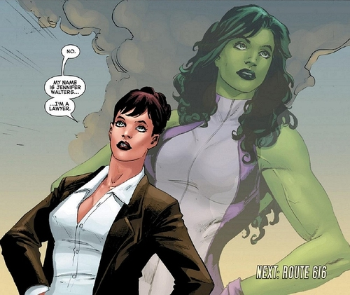 COMIC FEATURE: Goodbye She-Hulk Hello Hulk - The Marvel Report