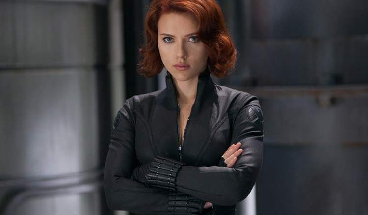 Scarlett Johansson Wants a Standalone Black Widow Movie