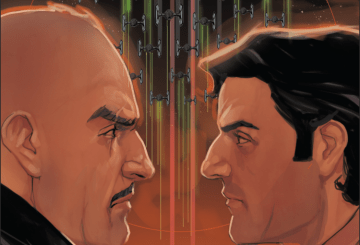 "REVIEW: Poe Dameron #8 - ""Exploring Emotions"""