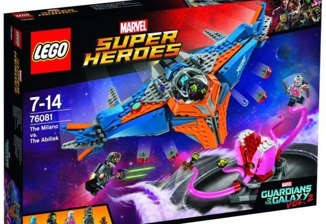 New Guardians Of The Galaxy Vol 2 LEGO Set - The Marvel Report