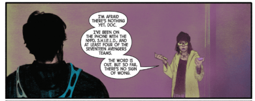 REVIEW: Doctor Strange #17 – State of Misery
