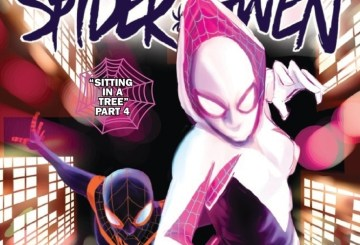 REVIEW: Spider-Gwen #17– Sitting in a Tree Part 4