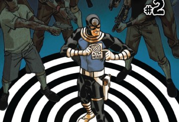 REVIEW: Bullseye #2