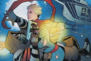The Mighty Captain Marvel #3 Review Cover Feature