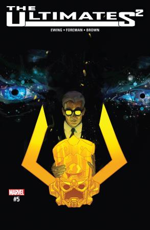 Ultimates 2 #5 Review Cover