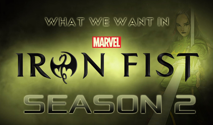 What We'd Like to See in Iron Fist Season 2 Feature Photo