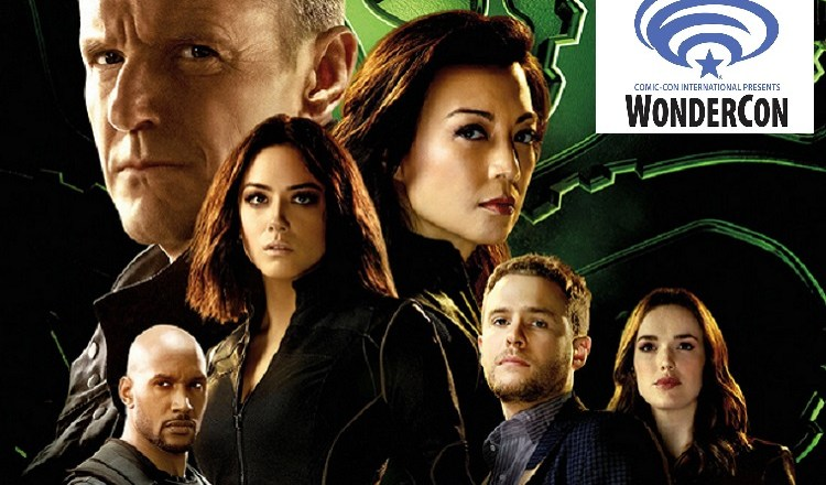 Agents of SHIELD Wondercon