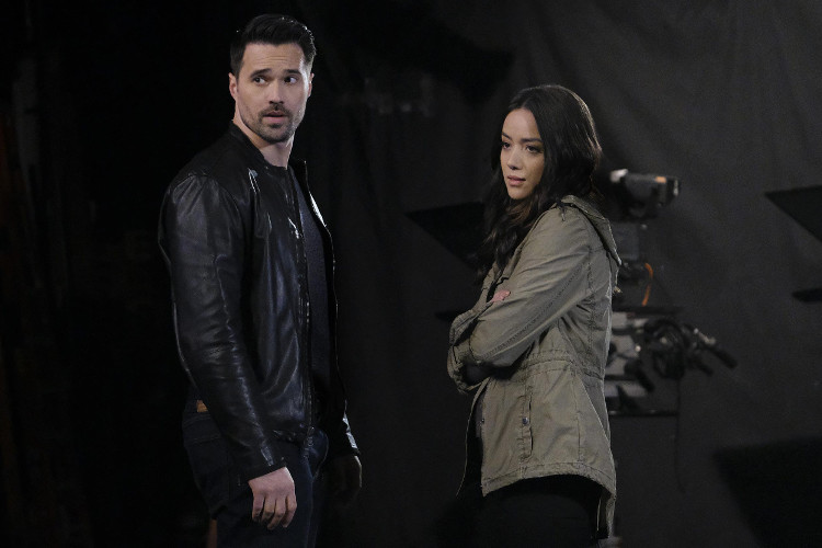 Agents of SHIELD 4.19 Review: All the Madame's Men