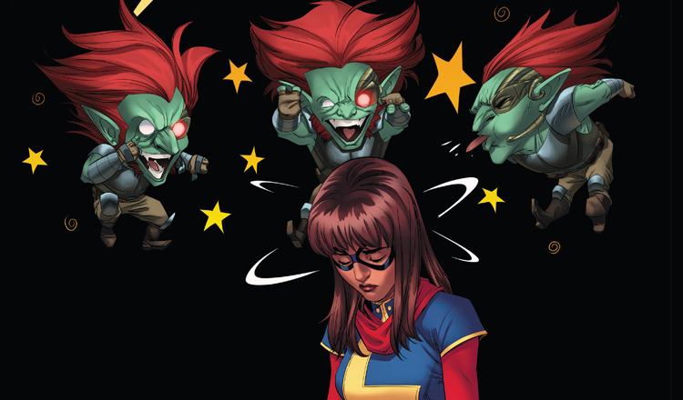 Ms. Marvel #17 Review Cover Feature