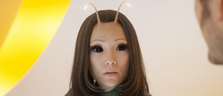 Guardians of the Galaxy Vol. 2 Review Mantis