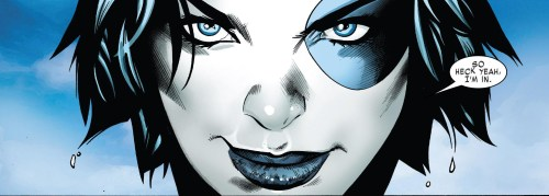 Weapon X #3 Review Domino is in