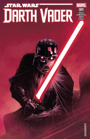 Darth Vader #1 Review Cover