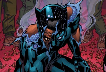 Black Panther #16 Review Feature Cover