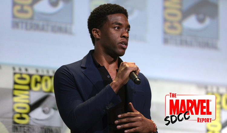 Black Panther at SDCC Report