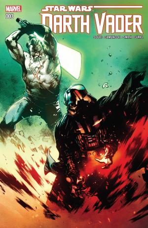 Darth Vader #3 Review Cover