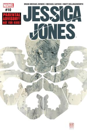 Jessica Jones #10 Review Cover