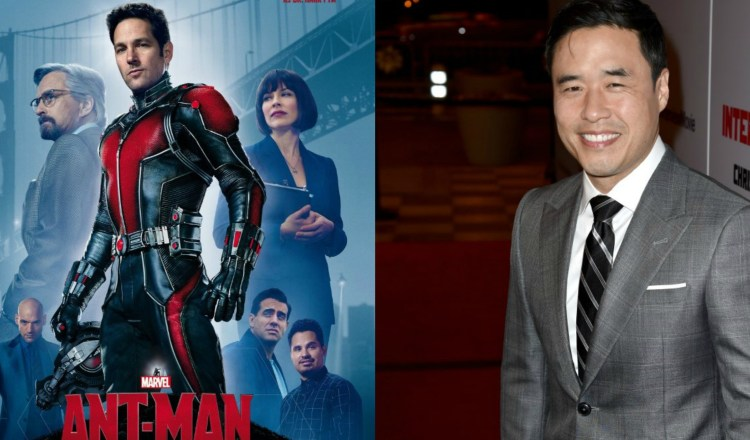 Randall Park Joins Cast Of Ant Man And The Wasp