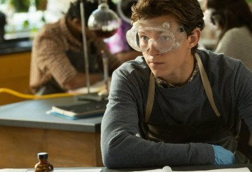 Peter Parker Spider-Man: Homecoming