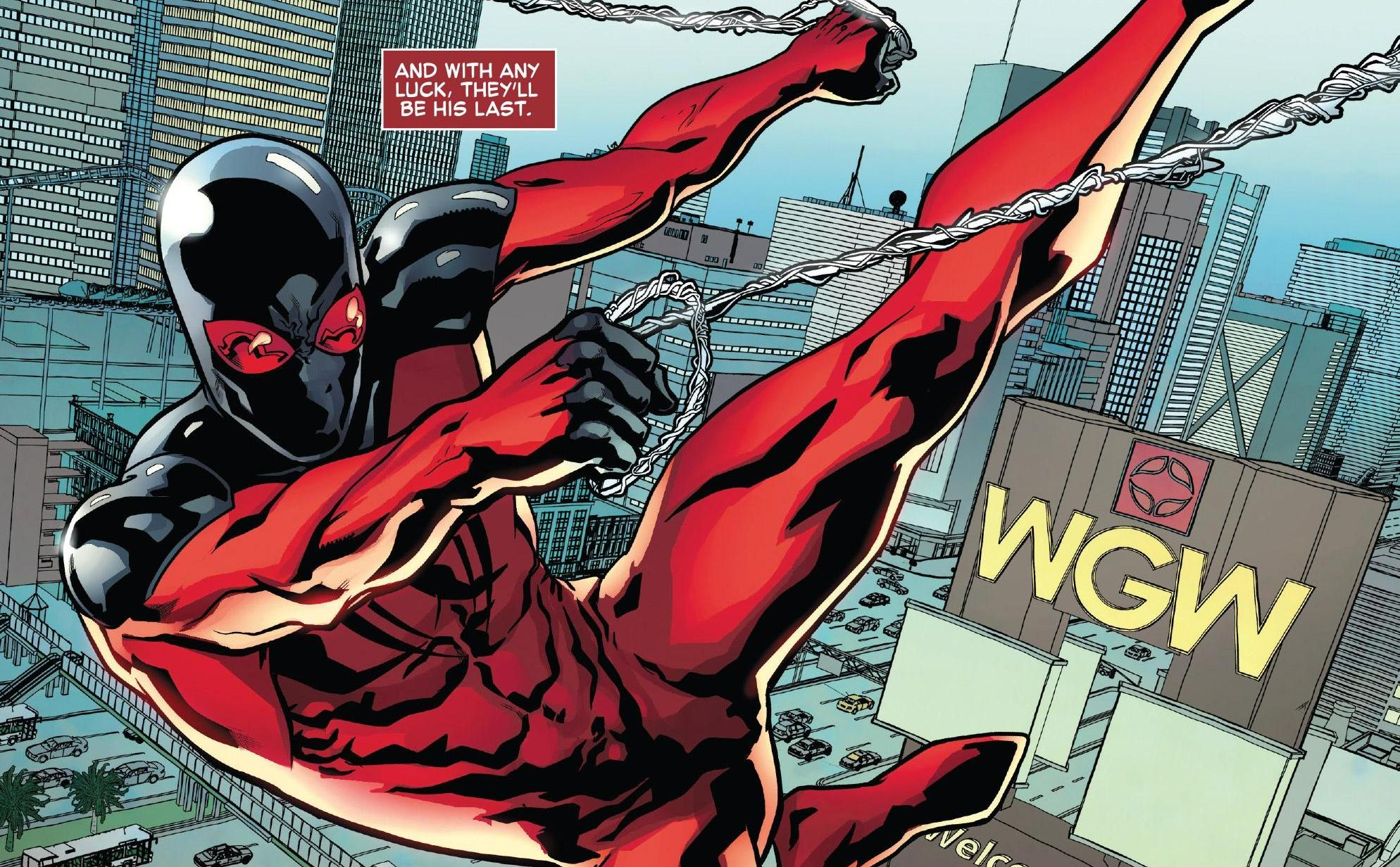 review ben reilly the scarlet spider 6 death wish the marvel
