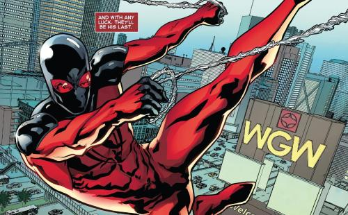 Ben Reilly: The Scarlet Spider #6 Kaine Parker