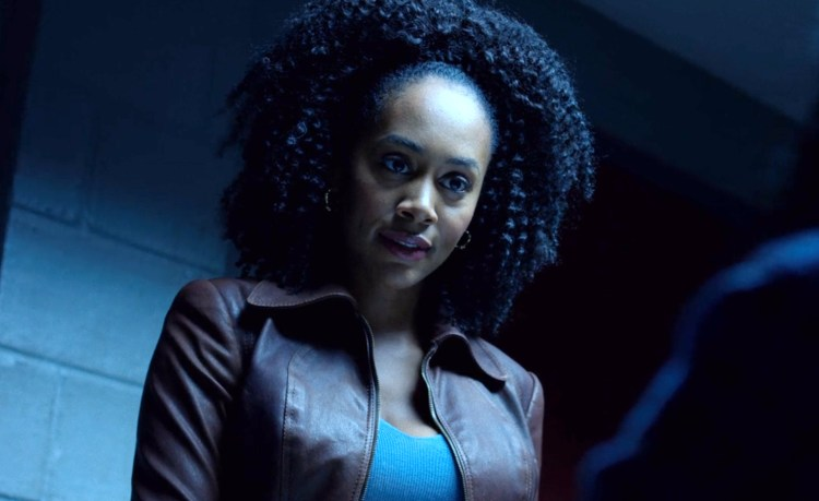Defenders Review Misty Knight