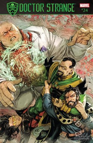 Doctor Strange #24 Review Cover