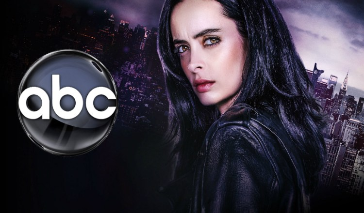 Jessica Jones Marvel TV ABC
