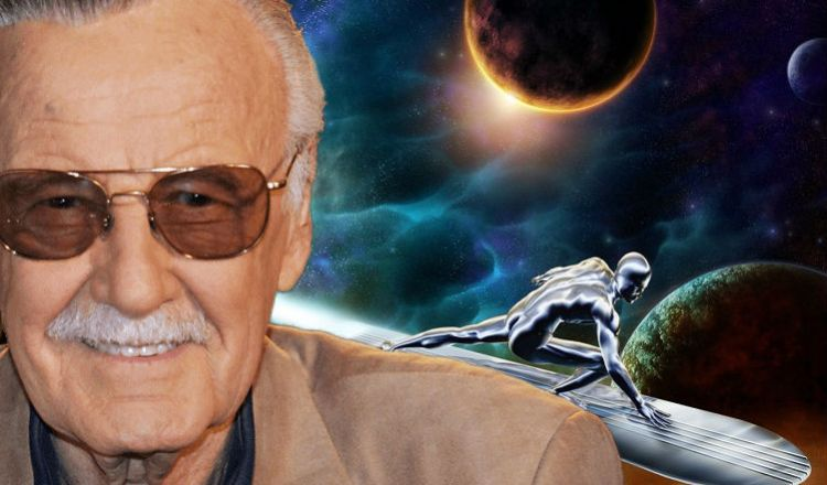 Stan Lee Silver Surfer