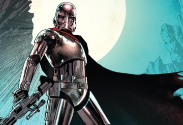 Captain Phasma #2 Review Feature Cover