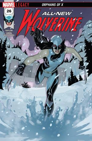 All-New Wolverine #26 Cover