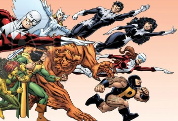 Alpha Flight Agents of SHIELD