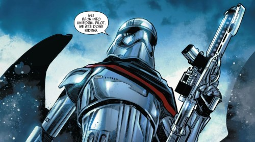 Captain Phasma #3 Review Done Hiding