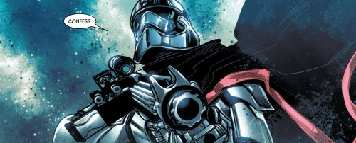 Captain Phasma #4 Review Confess