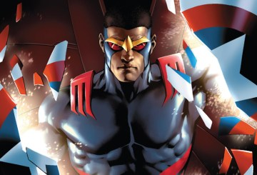 Falcon #1 Review Cover Feature