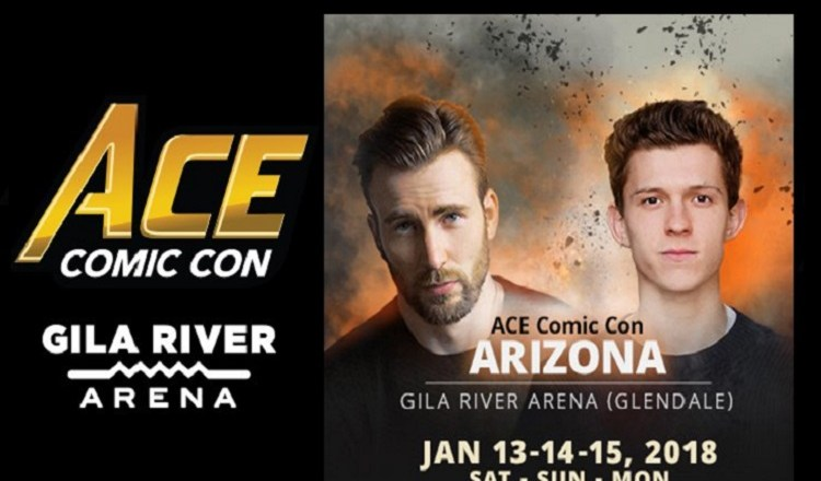 ACE Comic Con Phoenix Arizona