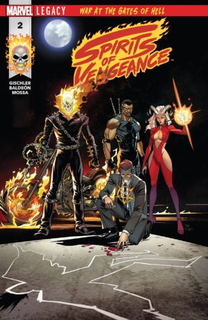 Spirits of Vengeance #2