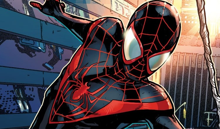 Spider-Man Miles Morales First Trailer Released For Spider-Man: Into The Spider-Verse
