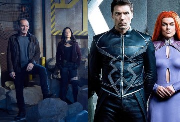 SHIELD-Inhumans