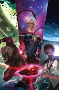 May 2018 Marvel Solicitations