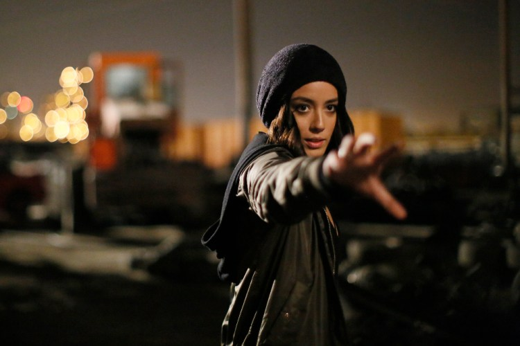 Chloe Bennet The Ghost Agents of SHIELD