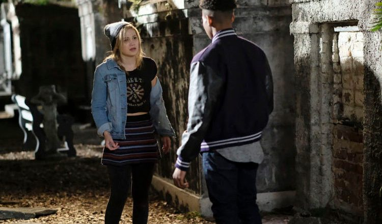 Image result for freeform cloak and dagger kids on beach