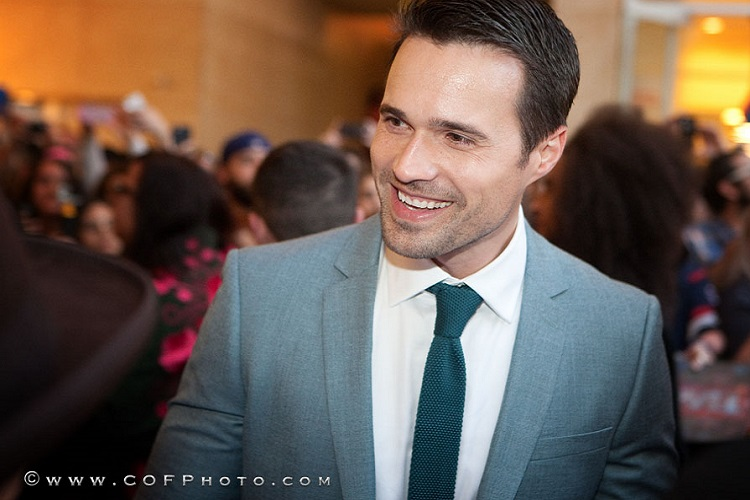 Brett Dalton Los Angeles Comic Con
