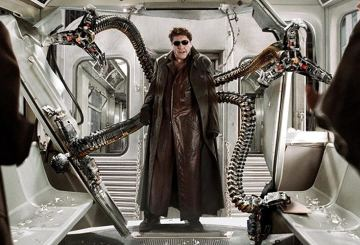 Doctor Octopus Spider-Man 2