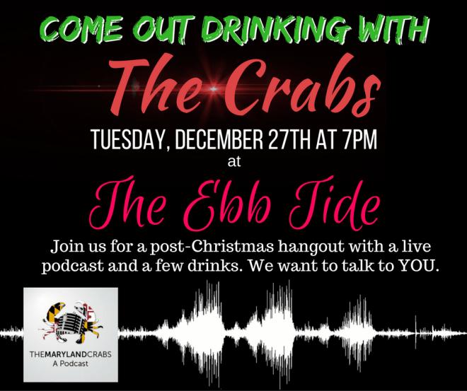 Crabs Ebb Tide