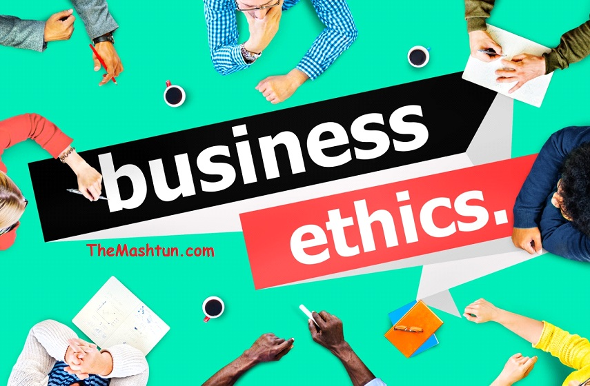 myths about business ethics