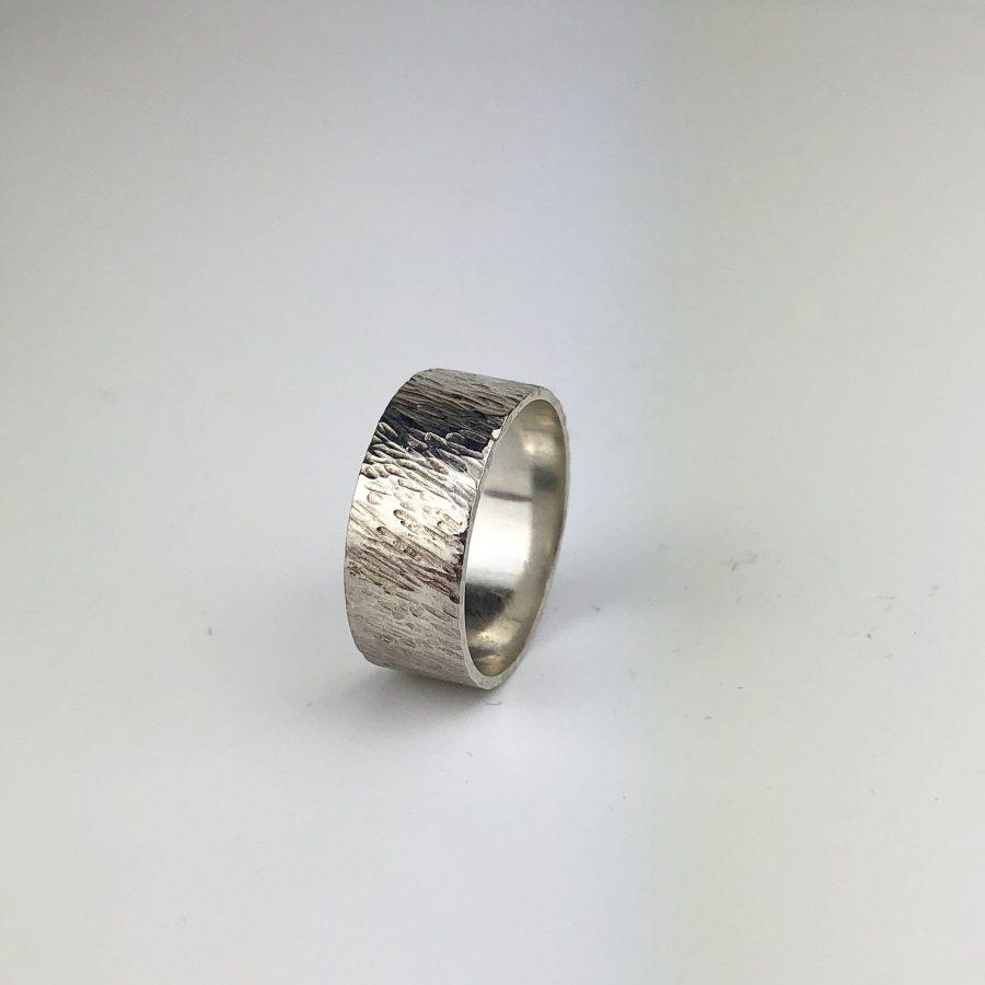 Textured Thumb Ring