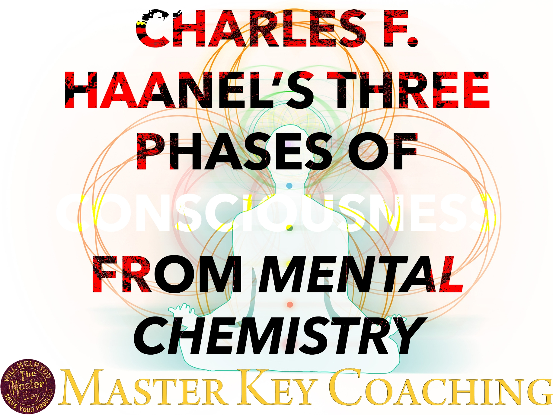 Chalres F. Haanel and the Three Phases of Consciousness