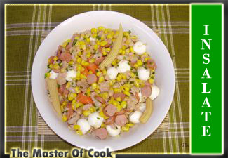 Insalata di riso senza riso